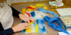 creatieve rouwtherapie